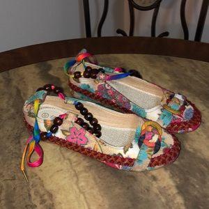 XIRUYI Shoes - XIRUYI Canvas Sandals